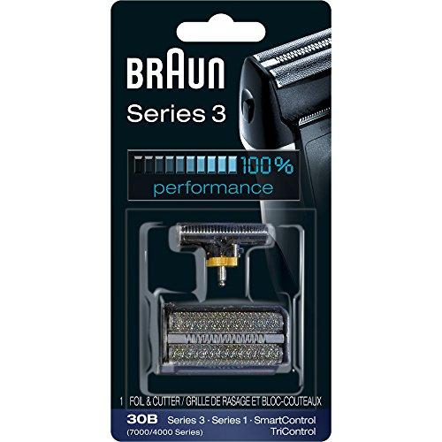 Braun Series 330B Ersatzteile, Folie KOPF Rasierer -
