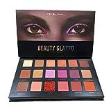 Weicici 18 Farben Augenschatten Palette Lidschatten Schimmer Matte Augen Schatten Augen Make-up Kosmetik Schönh