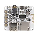 KKmoon USB-DC 5V Bluetooth 2.1 Audio-Receiver Board Drahtlose Stereo Musik-Modul DIY AMP Board Electronic mit TF-Karten-Slot