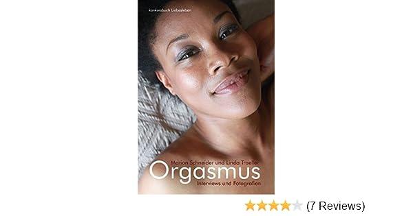 Wilder weiblicher Orgasmus