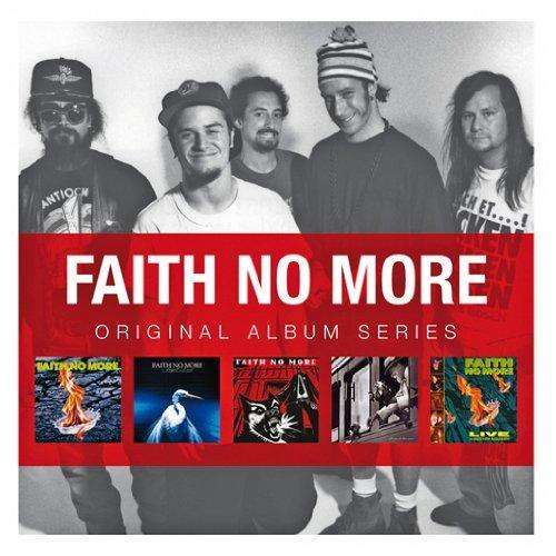 Original Album Series By Faith No More (2011-03-21)
