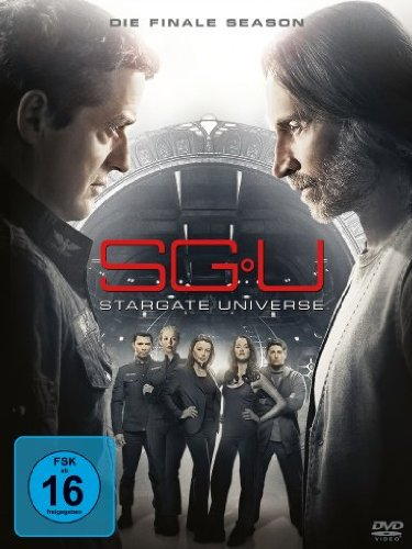Stargate Universe - Season 2 (5 DVDs)
