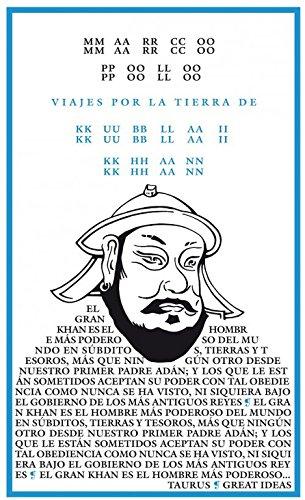 Viajes por la tierra de Kublai Khan (Serie Great Ideas 4) por Marco Polo