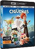 Cigüeñas Blu-ray 4K Ultra HD [Blu-ray]