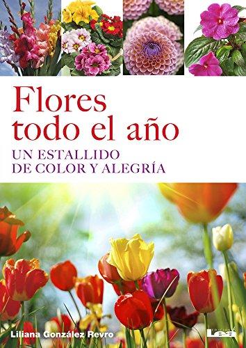 Flores Todo El Ano: Un Estallido de Color y Alegria (Blume Liliana)