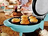 Silvercrest Cupcake-Maker zur Zubereitung von 7 Mini Cupcakes in einem