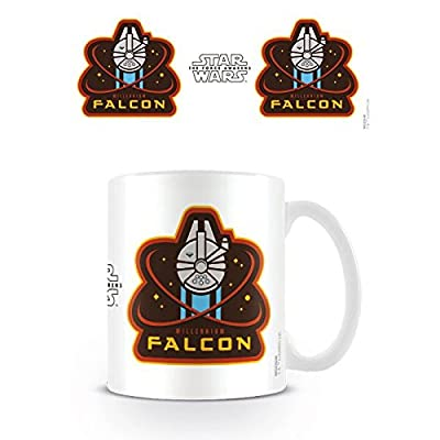 Star Wars The Force réveille faucon millenium Tasse en céramique
