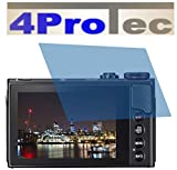 2x ANTIREFLEX matt Schutzfolie für Canon PowerShot G9 X G9X Mark II Premium Displayschutzfolie Bildschirmschutzfolie Schutzhülle Displayschutz Displayfolie Folie