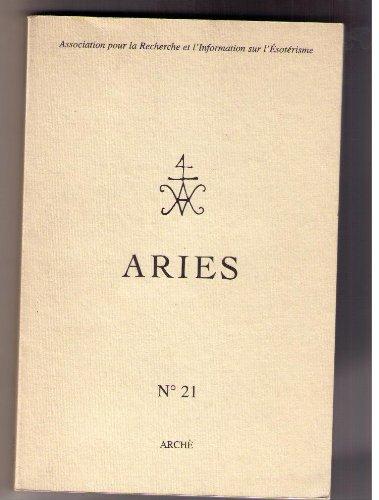 Revue Aris, numro 21