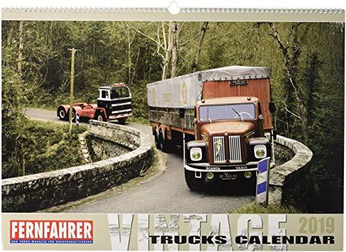 Vintage Trucks Kalender 2019