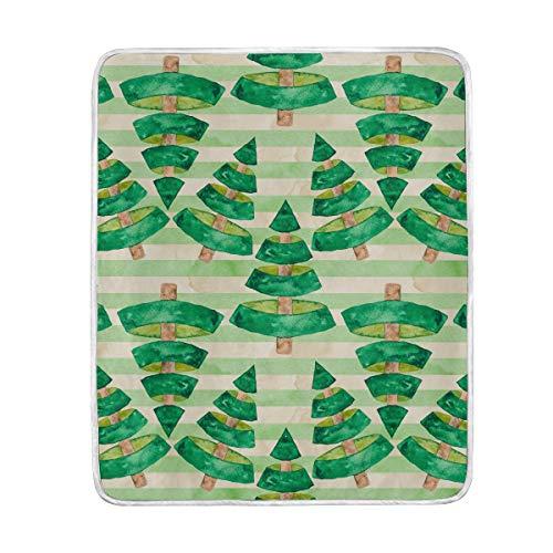Vipsa Manta Xma Árbol Navidad Patrones Navidad Super