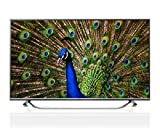 LG 43UH750T 108 cm (43 inches) 4k Ultra HD LED IPS TV (Black)