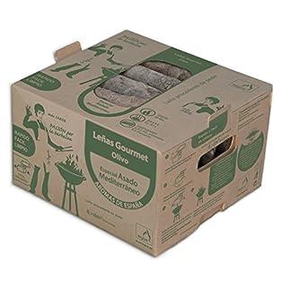 LEÑAS Gourmet ASADO Olivo