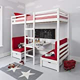 Max Bunk Bed with Table and Sleepcentre
