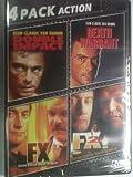 Double Impact/Death Warrant/FX/FX2