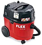 Flex VC 35 L MC Drum Vacuum Cleaner 1380 W schwarz, rot