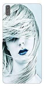 Go Hooked Designer Sony Xperia XA Ultra Designer Back Cover | Sony Xperia XA Ultra Printed Back Cover | Printed Soft Silicone Back Cover for Sony Xperia XA Ultra