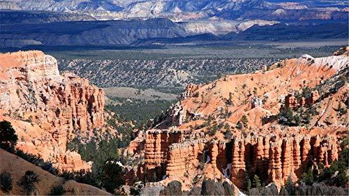 HCYEFG DIY Spiel Für Kind Erwachsenes Spielzeuggeschenk Colorado Canyon View Puzzle 1000Piece Puzzles -