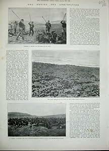 Chasse Aux Phoques 1893 de Fourrure d'Arbitrage de Mer de Béring Courcel