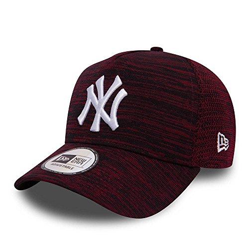 New Era Engineered Fit NEYYAN mrncarblk Cap, ohne Genre, mehrfarbig, Einheitsgröße
