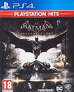 Batman: Arkham Knight (PS4) (B00IS6S7SU) | Amazon price tracker / tracking, Amazon price history charts, Amazon price watches, Amazon price drop alerts