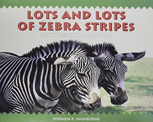 harcourt-school-publishers-math-literature-big-book-lots-and-lots-of-zebra-stripes-patterns-in-natur