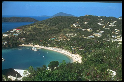 203077-view-from-hilltop-stouffer-grand-beach-resort-st-thomas-a4-photo-poster-print-10x8