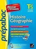 Histoire-Géographie Tle S - Prépabac Réussir l'examen : fiches de cours et sujets de bac corrigés (terminale S) (French Edition)