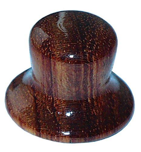 Catfish Potiknopf Holz, Typ B, brown (1)