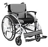 Folding Aluminium Self Propelled Wheelchair with Attendant Handbrakes by Z-Tec