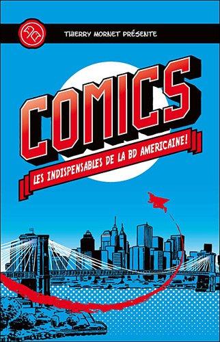COMICS - Les indispensables de la BD américaine