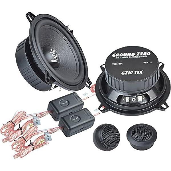 Ground Zero Iridium Gzic 13x Auto Lautsprecher Elektronik