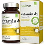 Best Naturals Dheas - Vitamin D3 400 IU Tablets by Nutritrust®- Natural Review