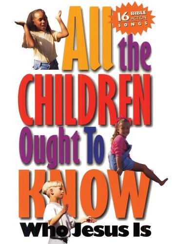 Preisvergleich Produktbild All the Children Ought to Know