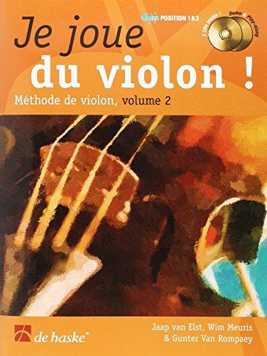 Je Joue du Violon ! Vol. 2