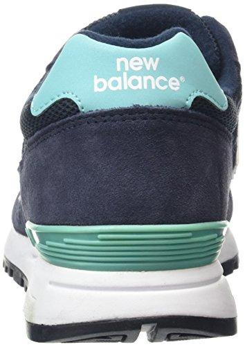 New Balance 565, Scarpe da Corsa Donna Multicolore (Navy/Mint)