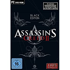 Assassin's Creed II – Black Edition