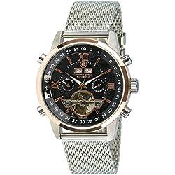 Constantin Durmont hombre-reloj San Juan analógico automático acero inoxidable CD-SANJAODASH@DASHAOSTM2-STRG-CR-B