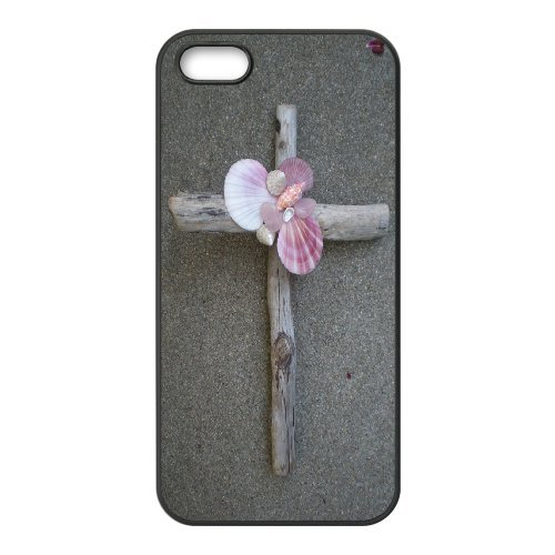 LP-LG Phone Case Of Jesus Christ Cross For iPhone 5,5S [Pattern-6] Pattern-3