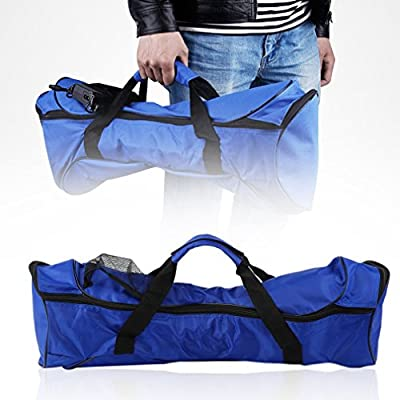 Blackpoolal 6,5 Zoll E-Scooter Tasche Hoverboard Smart Balance Scooter Roller Tragetasche Handtasche Transporttasche Schutztasche Selbstausgleich (Blau)