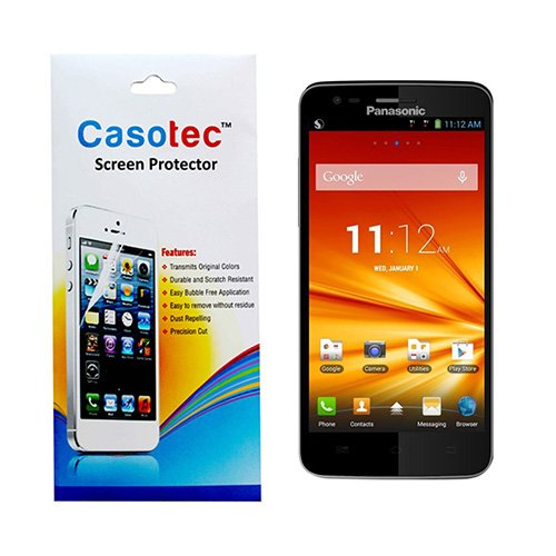 Casotec Super Clear Screen Protector for Panasonic Eluga A  available at amazon for Rs.99