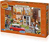 Gibsons Memory Lane Our House 1960s Jigsaw Puzzle (1000 Pieces)