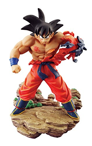 Megahouse - Figura Dragon Ball Goku dracap 1