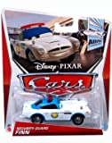 Disney Pixar Cars Security Guard Finn (Airport Adventure, #4 of 7)