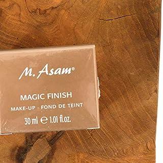 (100ml/99,96) M.Asam Magic Finish Make Up Mousse Faltenfüller/Leichte Textur / 4in1 Produkt/Primer/Concealer/Foundation/Puder