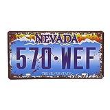 Coors Nevada Davidson - Drapeau de la Ferme - 4 lumières - 30 cm - Grand Panneau Vierge Batman - À Collectionner - Véritables Cubs Guinness 570 Broncos - Rectangulaire - Licence « The Lisense »