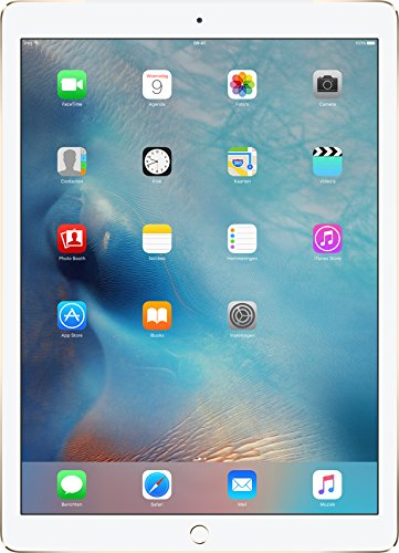 "Price comparison product image Apple iPad Pro 12.9"" 128GB 4G - Gold"