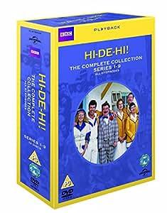 Hi-De-Hi! - The Complete Series [DVD]