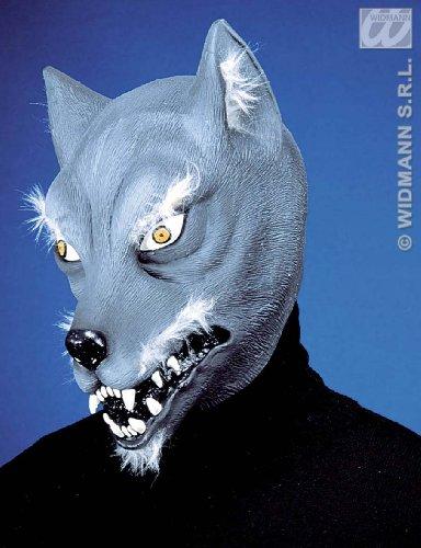 Maske Wolf Wolfsmaske Tiermaske Maske Hund (Costums Für Hunde)