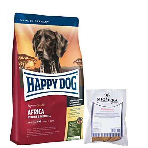 Happy Dog Supreme Sensible Africa 12,5kg + MIOMERA Snack gratis